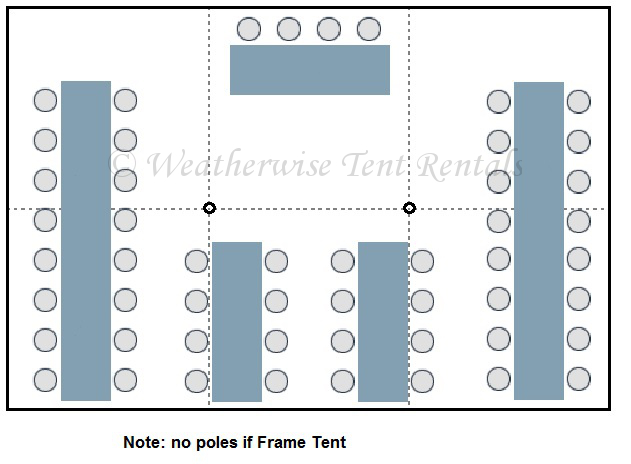 Seating Plans Weatherwise Tent Rentals Inc